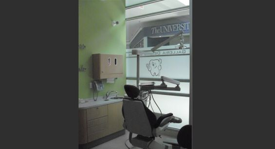 dental office - window - dentist London, ON